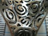 Серебряное Кольцо Размер 16.75 Серебро 925 проба 562, фото №7