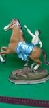 Всадник с конем, фото №5