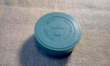 Складной стакан для холодной воды  (походный ). Пятигорск  .СССР., фото №5