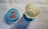 Складной стакан для холодной воды  (походный ). Пятигорск  .СССР., фото №6