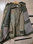 Бундесвер, оригинальная парка/куртка с зимней подстёжкой Флектарн Бундес, фото №7