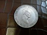 5 злотих  1834 року Росія для Польщі Копія, не магнітна,  посрібнення 999, фото №3