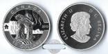 Канада 10 долларов 2013 Парк серебро Пруф, фото №2