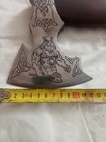 Топорик Вікінг Зроблений з нового кованого топора., фото №7