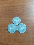 3 серебряных Монеты, фото №4