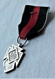 Серебряный Крест Заслуги УПА 1 клясу, реплика, №034, фото №7