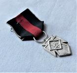 Серебряный Крест Заслуги УПА 1 клясу, реплика, №034, фото №13