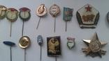 Знаки в тяжелом металле Венгрия старые .32 штуки, фото №4