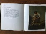 Книга по искусству 1978 год la pintura Espanola Венгрия, фото №6