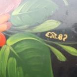 Сувенирная шкатулка с подписью автора, фото №13
