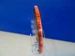 Винтажный браслет-обруч. Латунь, коралл., фото №6