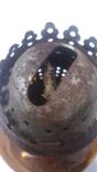 Гасова лампа зі скляною колбою, фото №3