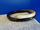 """Старенький браслет """"Змейка"""" из натуральной кости., фото №2"""