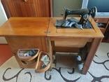 Швейная машинка со станиной, фото №3