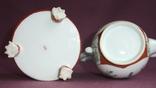 Чайник и сахарница Япония ручная роспись ХIXв. - начало XX в., фото №11