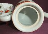 Чайник и сахарница Япония ручная роспись ХIXв. - начало XX в., фото №13