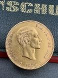 25 песет 1878. Испания. Золото., фото №8