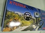 Металлоискатель Minelab X-Terra 705 + бонус наушники Minelab KOSS, фото №4