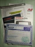 Металлоискатель Minelab X-Terra 705 + бонус наушники Minelab KOSS, фото №13