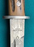 Парадний штик парашутиста люфтваффе. Сувенір, фото №8