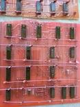 Радиодетали - платы СССР на вес 1,1 кг (остатки деталей), фото №4