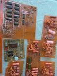 Радиодетали - платы СССР на вес 1,1 кг (остатки деталей), фото №6