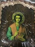 Икона. Святой Пантелеймон., фото №3