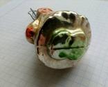 Елочная игрушка Малыш СССР 1940 - 1950 г., фото №6