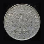 Польша 1 злотый 1929, фото №3