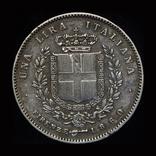 Эмилия Романа лира 1860 серебро FIRENZA, фото №2