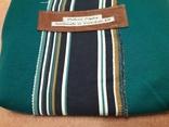 Кожаный клатч Victoria Sugden Йоркшир Великобритания. Ручная работа, фото №8