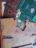 Плати з  випаянними деталями на переробку, фото №6