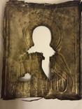 оклад Вседержитель серебряный, фото №3