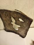 оклад Вседержитель серебряный, фото №6
