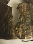 оклад Вседержитель серебряный, фото №8