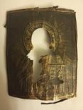оклад Вседержитель серебряный, фото №9