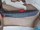 Игрушка лодка подводная ссср, фото №5