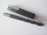 Wurth Zebra сверло немецкое новое диаметр 16 мм хвостовик 13 мм HSS DIN 338, фото №3