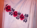 Сорочка женская вышиванка Волынь, фото №3