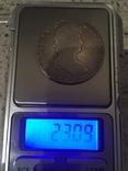 Монета срібна ( фальшак того часу), фото №4