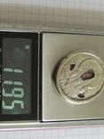 Иконка Покрова серебро 84, фото №11