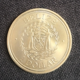 1 доллар 2002 года, Белиз, фото №2