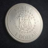 1 доллар 2002 года, Белиз, фото №5