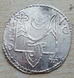 Серебряник Святополка (Петор) серебро копия, фото №3