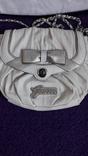 Сумочка Guess білого кольору, фото №5