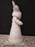 Снегурочка под ёлку  , под реставрацию, фото №3