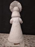 Снегурочка под ёлку  , под реставрацию, фото №6
