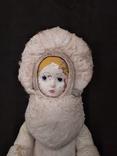 Снегурочка под ёлку  , под реставрацию, фото №8
