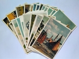 "Комплект открыток "" Москва "" 1956 год 24 штуки, фото №5"