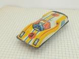 Игрушка СССР гоночная машинка, фото №2
